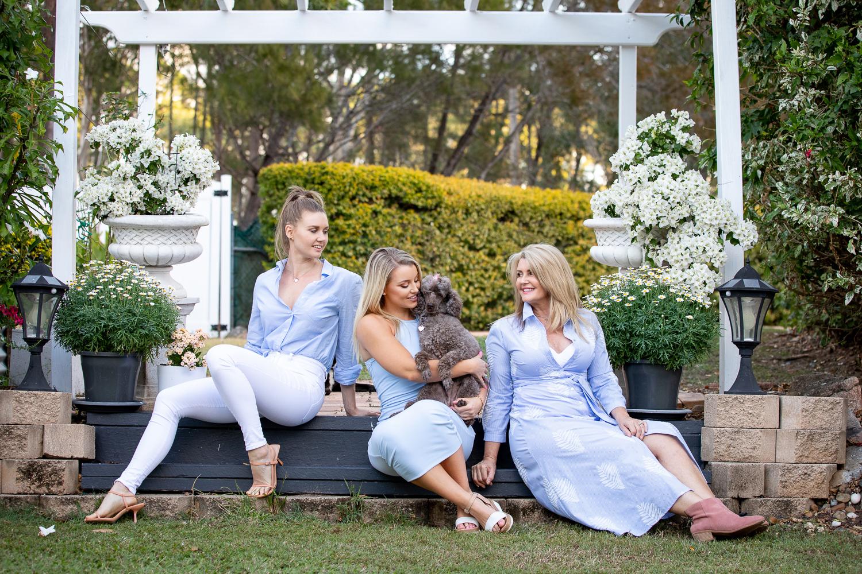 professional family photography - family portrait photography brisbane